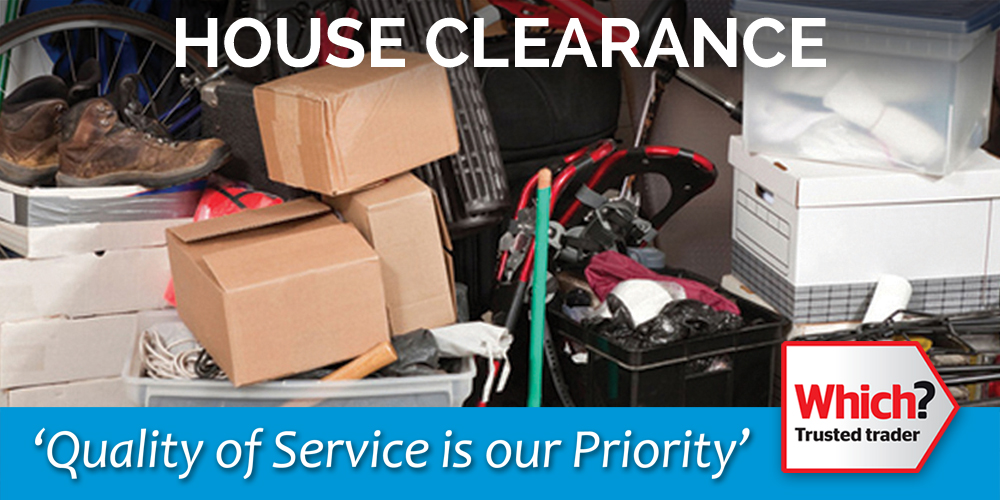Bennetts Removals house clearance service