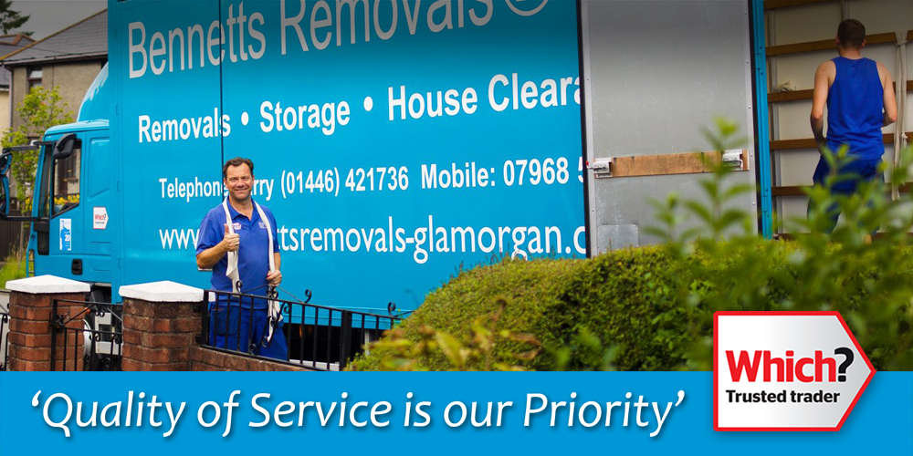 Bennetts Removals ~ Blog