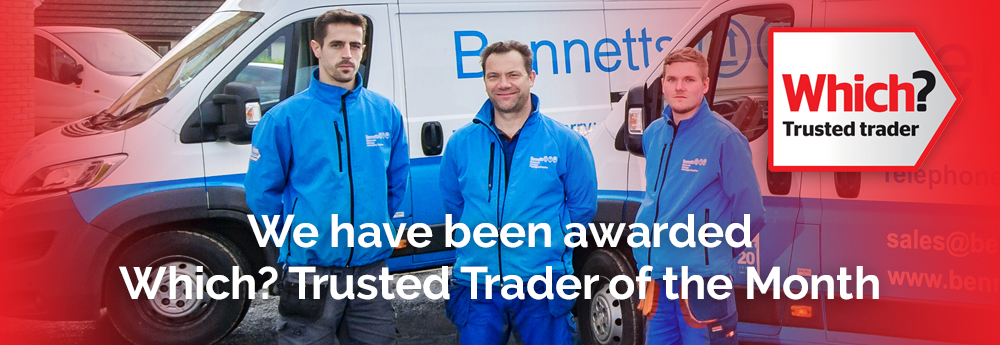 Bennetts Removals Which? Trusted Trader of the Month
