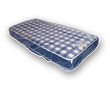 Bennetts Removals ~ Plastic Bed Cover - Single